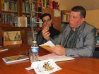 الشاعر الجزائري عمار مرياش يحيي الربيع الشعري بجامعة السوربون بباريس