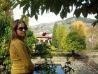 و كتبتُ سرابي، فاطمة الزهراء بنيس في غرناطة